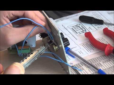видео: Корпус для усилителя НЧ на базе tda 1554/ МастерКит nm2021/