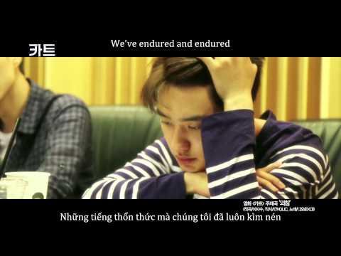 [MV][Engsub-Vietsub] D.O. 디오 (EXO) _ Crying out 외침 (CART 카트 OST)