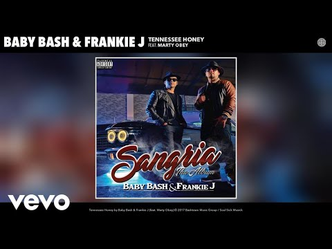 Baby Bash, Frankie J - Tennessee Honey (Audio) ft. Marty Obey