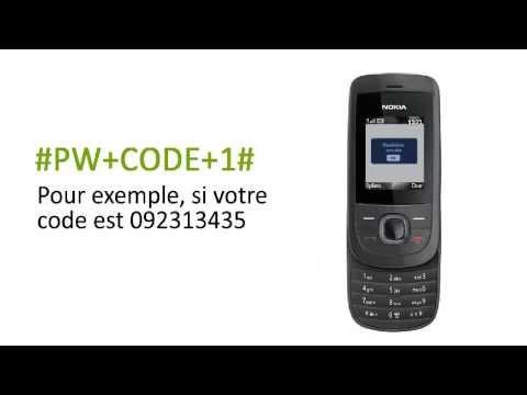Deblocage d`un Téléphone Portable nokia 2220