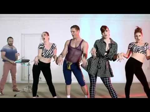Scissor Sisters - Let's Have A Kiki  (Robin Skouteris Remix)