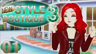 Let's Play New Style Boutique 3 - Styling Star ⭐️ Part 01 ⭐️ Unsere eigene Boutique