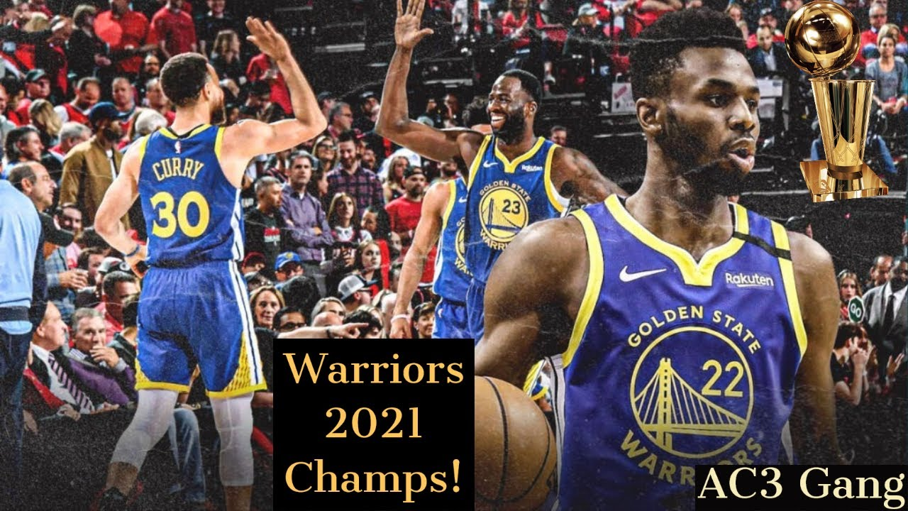 Why the Warriors will win the 2021 NBA championship? - YouTube