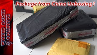 Package from China Wicked Quick Unboxing | New Products Coming !!