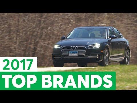 Consumer Reports 2017 Top Car Brands