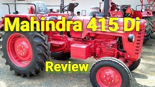 Mahindra 415 Di Bhoomiputra Review
