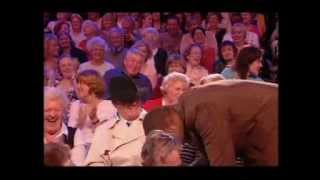 The Paul O Grady Show (Lenny Henry Hosts) - Roy Walker and Frank Carson Interview