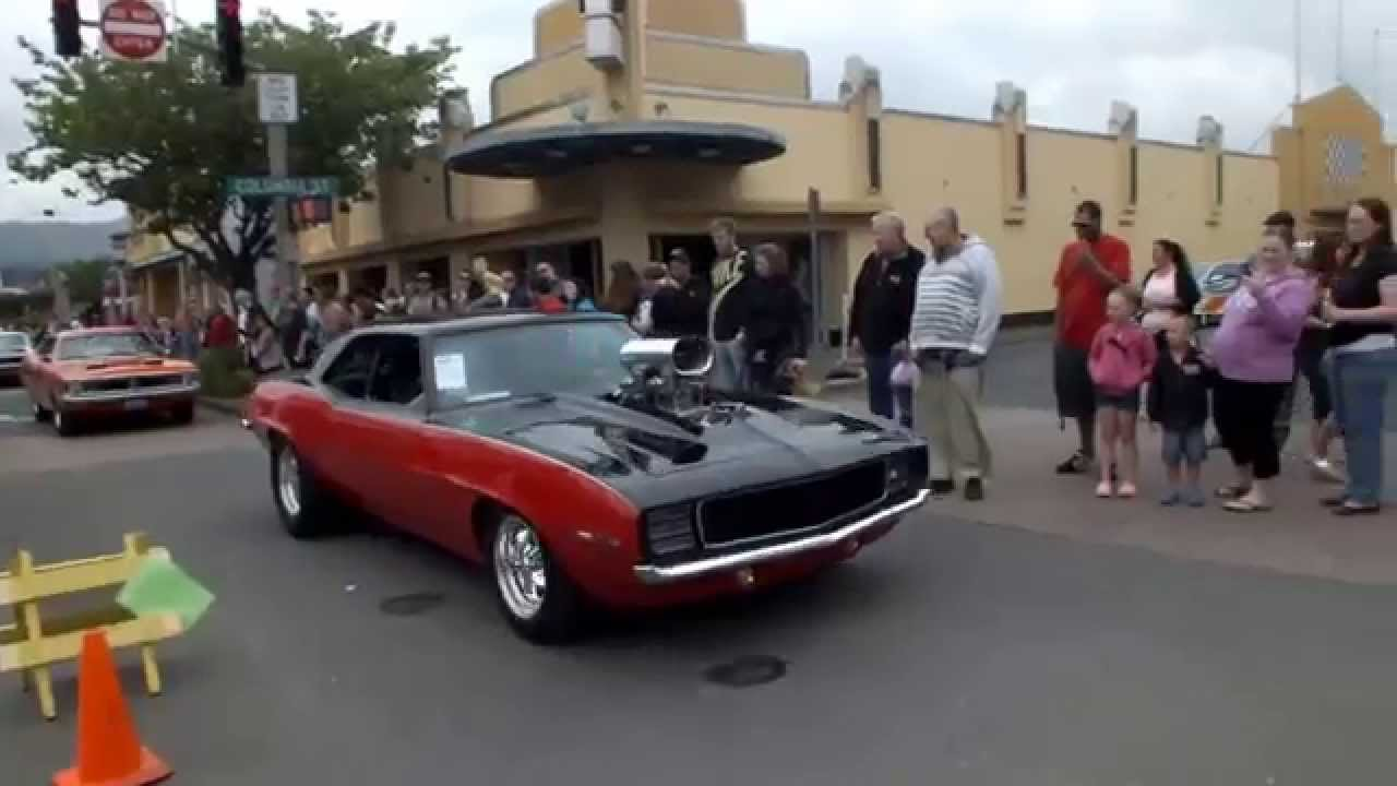 Seaside Oregon Car Show Cruise YouTube - Seaside oregon car show