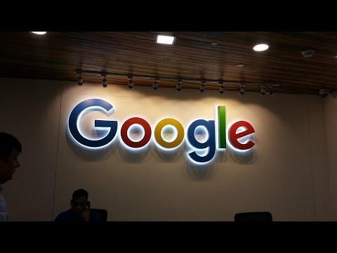 Google Office Tour - Bangalore, India