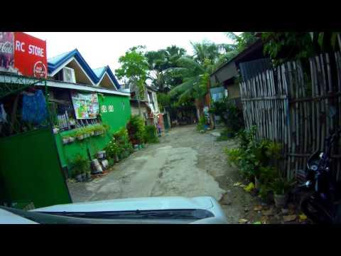 Small Car VS Narrow Streets, An Expat Philippine Experience