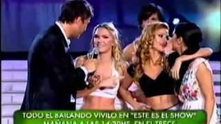 Sofi Zamolo Imita a Las Hermanas Escudero