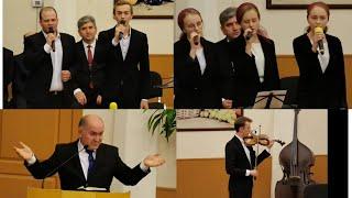 Архангельск. 20.11.2020 Вечернее служение.
