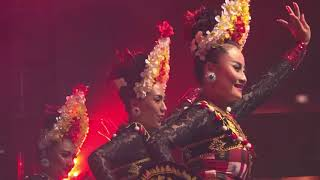 Gambar cover KECAK MODERN DANCE at Infinitus China Event - BICC The Westin Nusa Dua Bali