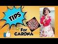 #kids #mania #carona #tips CARONA TIPS