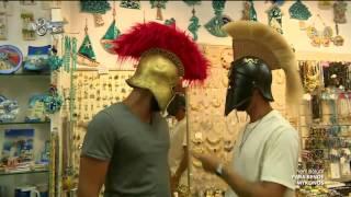 Para Bende 5.Bölüm - Mykonos - Serkay lar spartalı oldu