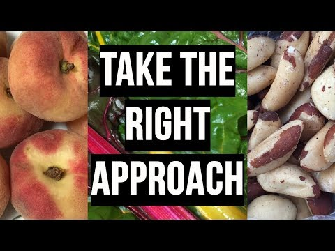 RAW VEGAN:  Take The Right Approach To Your Health