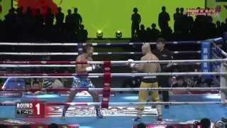 YOKKAO 9: Sudsakorn Sor Klinmee vs Yi Long - Muay Thai vs Shaolin Kung Fu