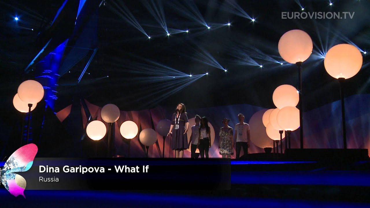 Sneak Peak of the Eurovision Song Contest Final