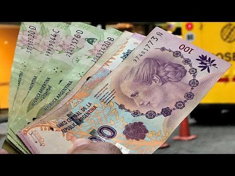 Argentine : le peso s'effondre face au dollar