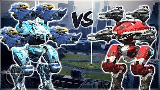 [WR] 🔥 Hussar VS Pulsar - Mk2 Comparison | War Robots