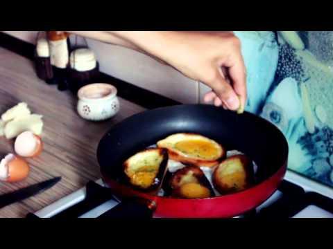 Яйцо жареное - калорийность, состав, описание - www
