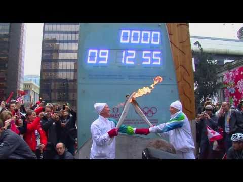 2010 Olympic Torch Relay: Canada Highlights