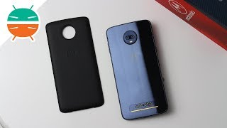 RECENSIONE Moto Z3 Play con Moto Power Pack!