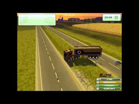 East River-West River South Dakota Map For Farming Simulator 2013