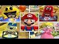 Mario Kart Arcade GP 2: All WINNING & LOSING Animations