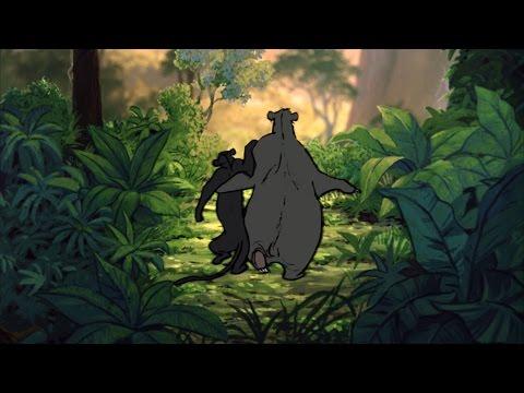 Mogli: O Menino Lobo - Somente o Necessário (Reprise)