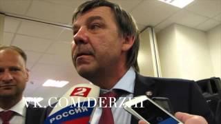 Олег Знарок после Норвегии.
