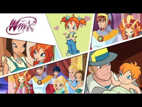 Winx Club - Bloom's Families: Complete Story!
