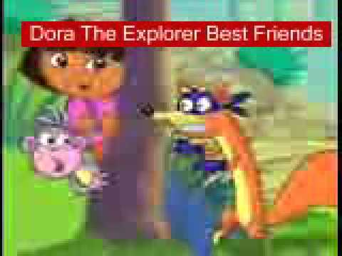 Dora The Explorer Best Friends Dora, The, Explorer, Best, Friends