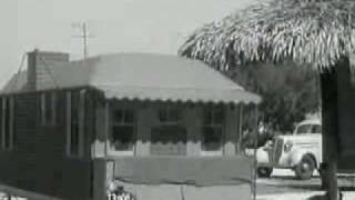 Travel Trailer Life in 1937 Florida Snowbird Park