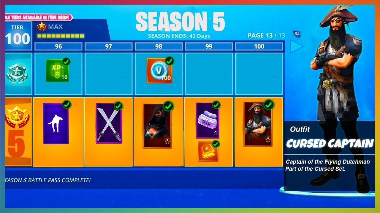 fortnite how to get lv 100