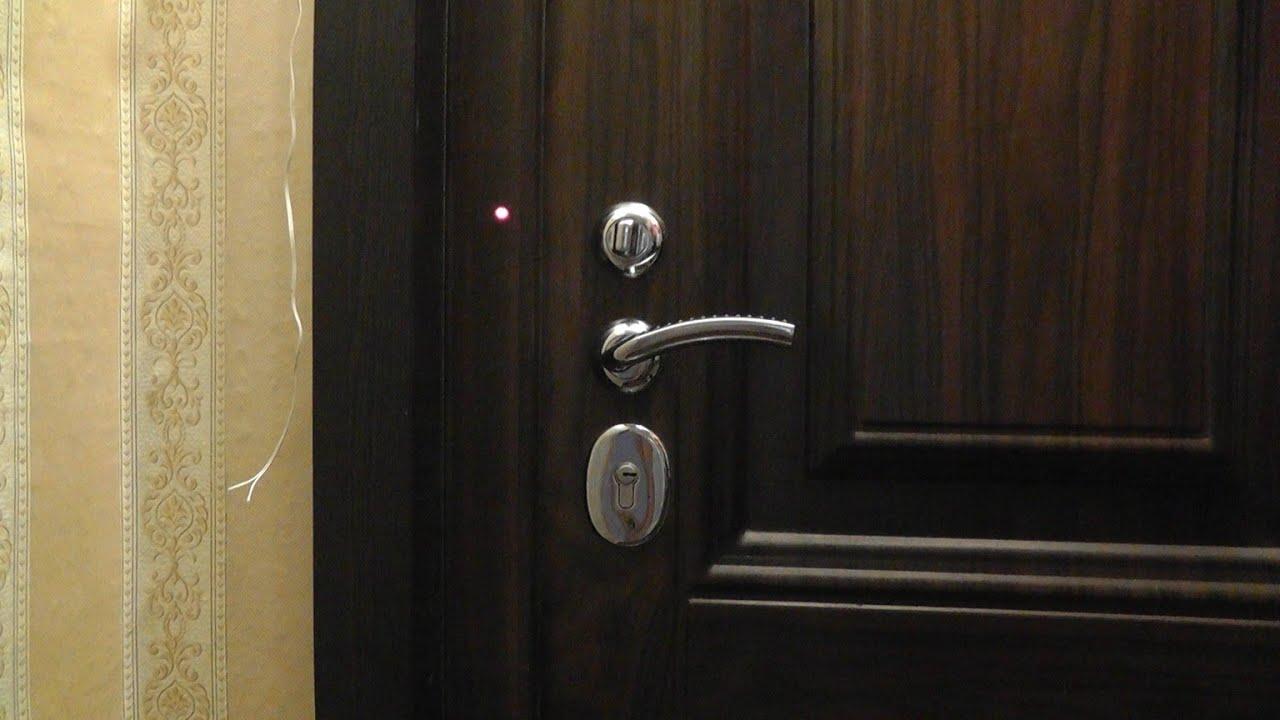 сигнализация на входную дверь