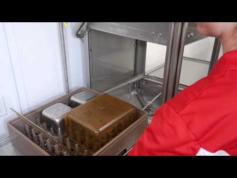 KAY® QSR Machine Warewashing Program