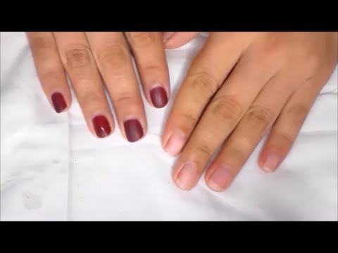 Como Quitar Esmalte De Gel O Uñas Acrilicas En Casa Facil Y Rapido Lucy Villa