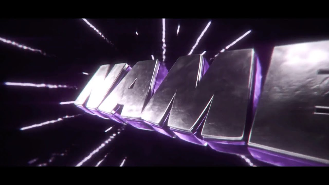 FREE 3D Epic Intro Template #348 | Cinema 4D / After Effects ...