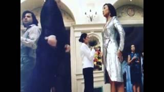 考森Coulson(Clark Gregg)&梅May(Ming-Na Wen溫明娜) 幕後 behind the scene 神盾局特工 Agents of S.H.I.E.L.D. Thumbnail