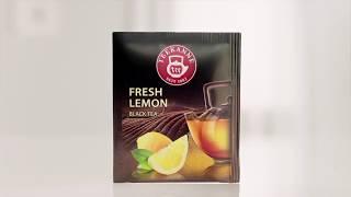 Немецкий чай TEEKANNE уже с соком лимона