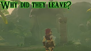 Theory of Zelda: Why The Zonai Disappeared
