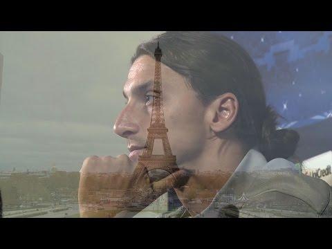 Zlatan-Statue Für Eiffelturm?