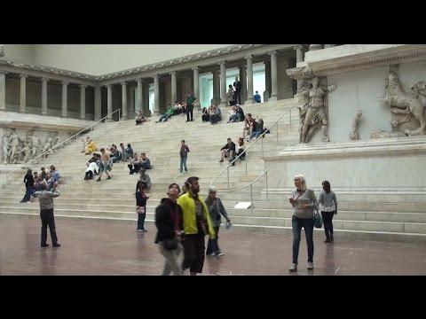 Pergamon Museum - Berlin, 2014