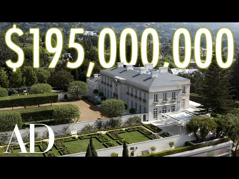 Inside a $195 Million Bel Air Estate With Secret Tunnels | O