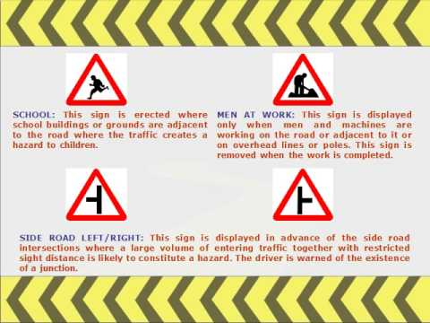 Chandigarh Traffic Police Road Signs Marking Video Your Safety