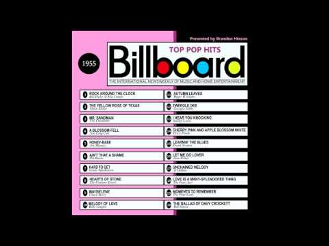 Billboard Top Pop Hits  1955