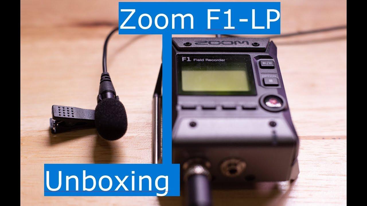 Zoom f1-sp//IF Console de grabaci/ón