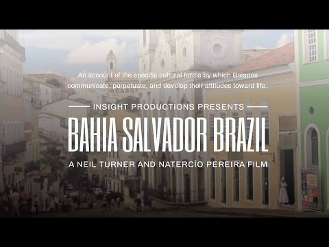 BAHIA SALVADOR BRAZIL - The Documentary