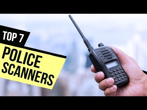 7 Best Police Scanners Reviews